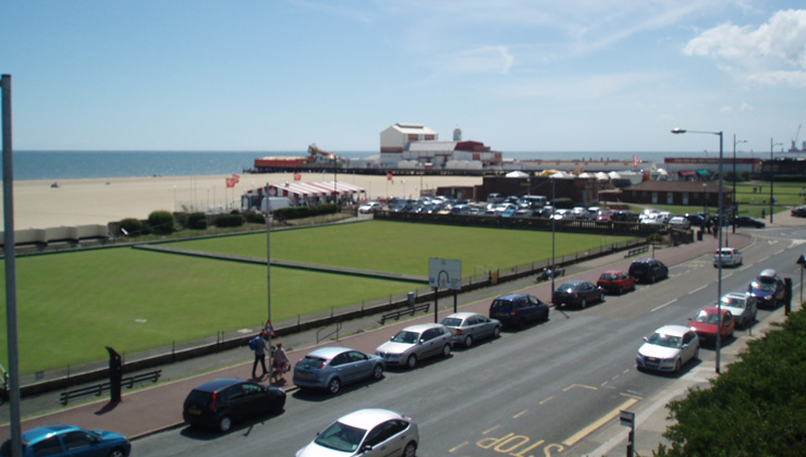 Sea Views from The Chateau - Great Yarmouth