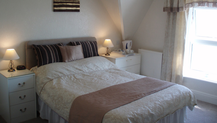 Bedroom at The Chateau - Great Yarmouth